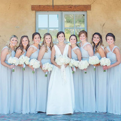 We are so grateful to have shared the day with our beautiful bride and her amazing group of ladies
