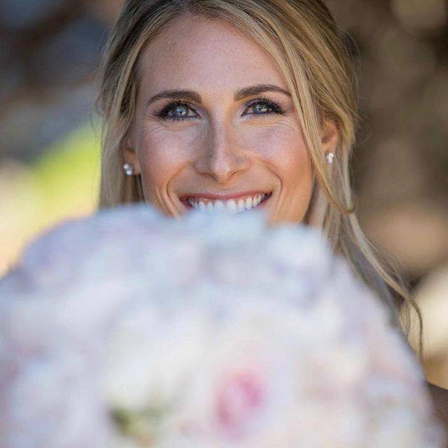 A happy Sunday photo of our lovely Bride Katie. Pure genuine beauty inside and out
