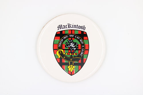 MacKintosh Coaster