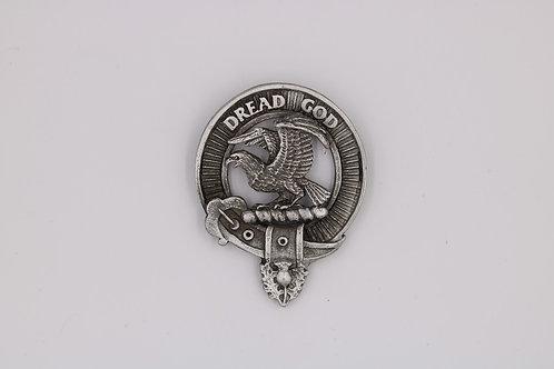 Munro Cap Badge