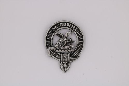 Graham Cap Badge