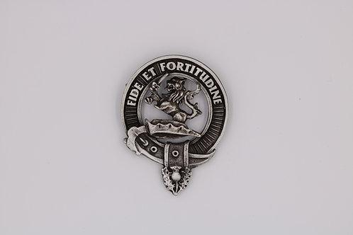 Farquharson Cap Badge
