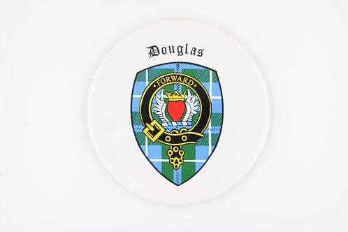 Douglas Heart Coaster
