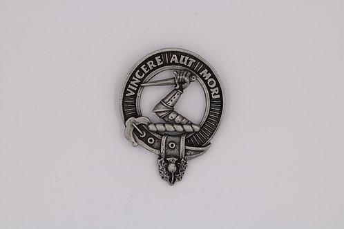 MacNeil Gigha Cap Badge