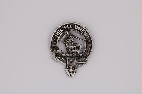 MacFarlane Cap Badge