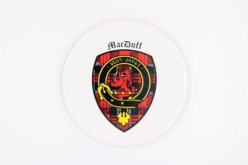 MacDuff Coaster