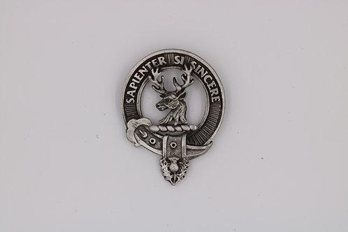 Davidson Cap Badge