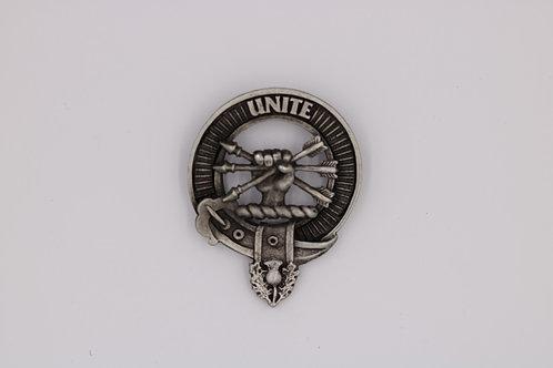 Brodie Cap Badge