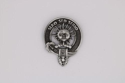 Kerr Cap Badge