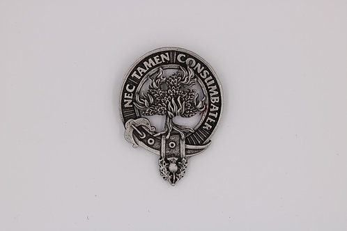 Clergy Cap Badge