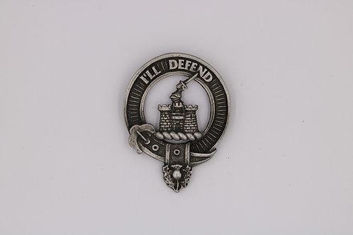 Kincaid Cap Badge