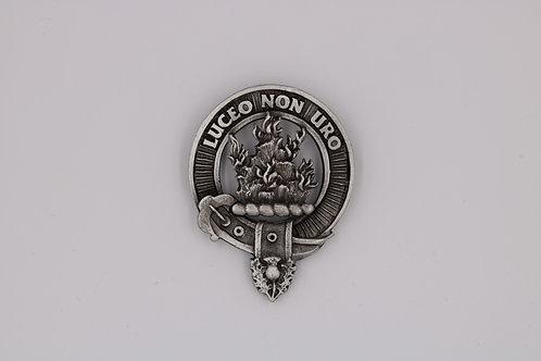 MacKenzie Cap Badge