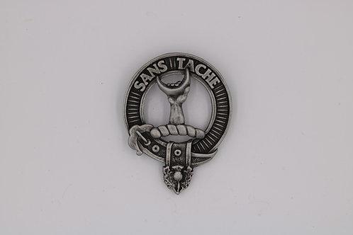 Napier Cap Badge