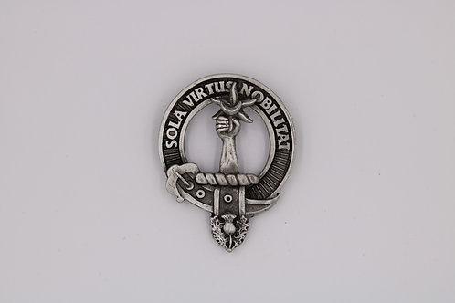 Henderson Cap Badge