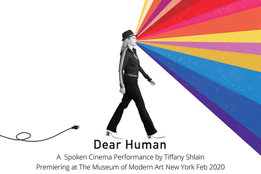 Dear Human + 24_6 Postcard - MoMA Sundan