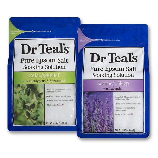 Dr. Teal's Bath Salts
