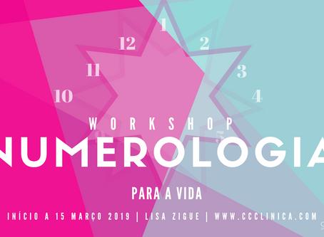 Workshop: Numerologia para a vida!