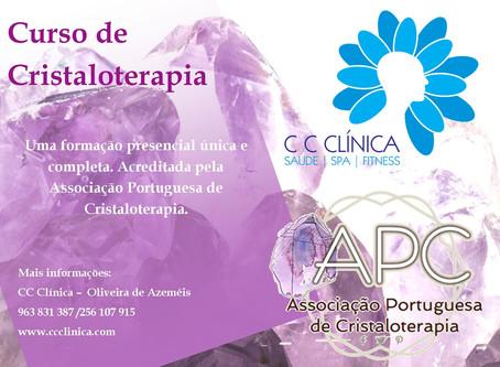 Curso de Cristaloterapia