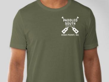 Get Paddled T-shirts
