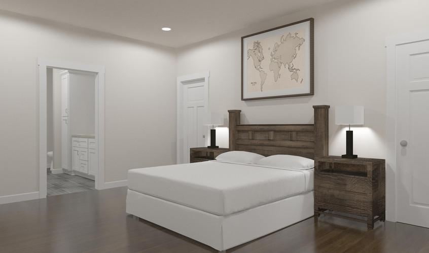 PINEGRASS MASTER BEDROOM