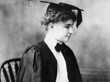The Tolerant Eyes of Helen Keller