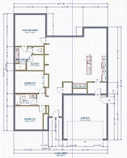 Nile floorplan V1