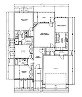 The Nile floor plan at the Villa's by Baron Homes LLC
