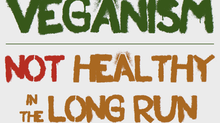 New Study: Vegetarianism Not So Healthy