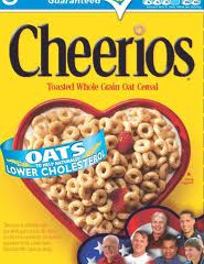 Cheerios Goes Non-GMO... but not the others.