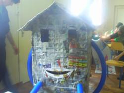 Mascotte de la Maison de l'Enfance