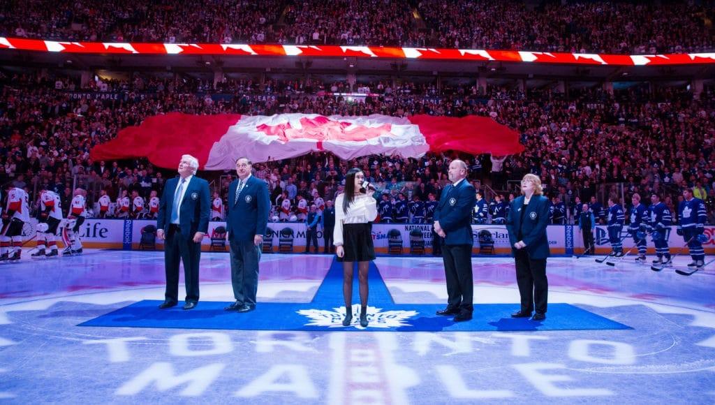 Toronto Maple Leafs Game 2017