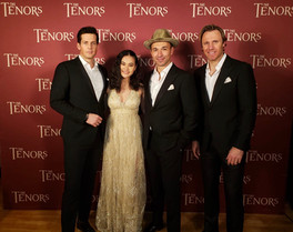 The Tenors 2019