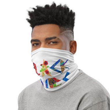 All over print neck gaiter mask