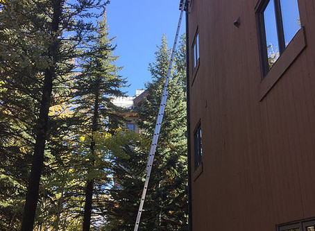 FREE Gutter Cleaning with Fall Window Cleaning!