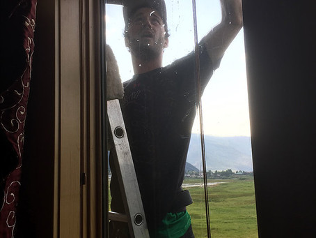 Its Been a Productive Summer for Window Cleaning!