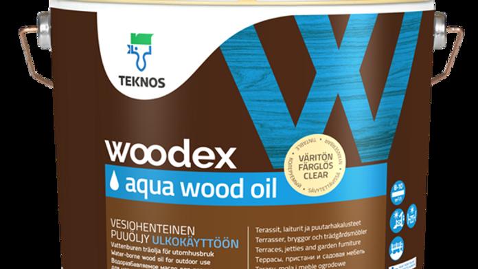 WOODEX AQUA WOOD OIL масло | цена за литр, от