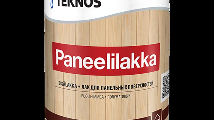 PANEELILAKKA водный лак для стен и потолка | цена за литр, от
