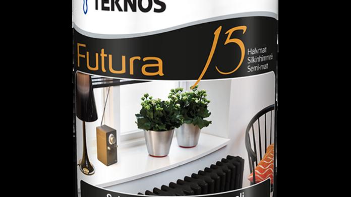 FUTURA 15 уретано-алкидная краска | цена, от