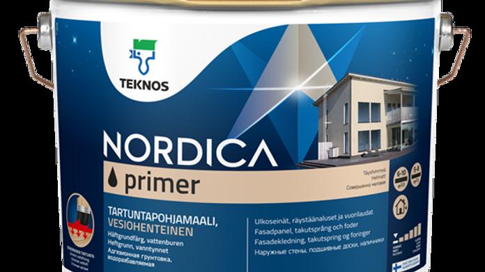 NORDICA PRIMER грунтовочная краска | цена за литр, от