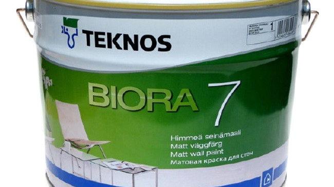 Biora 7 краска для стен и потолков от