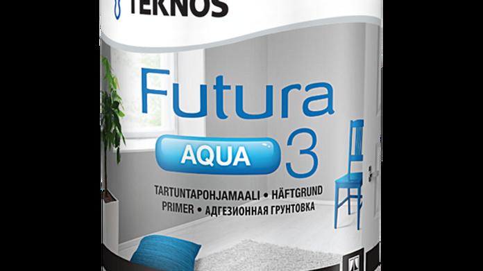 FUTURA AQUA 3 адгезионная грунтовка | цена, от