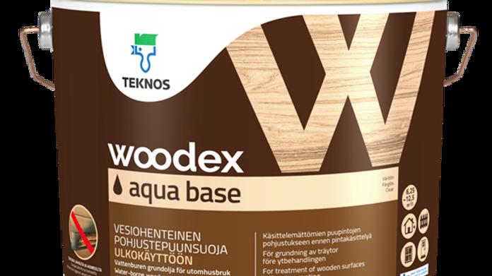 WOODEX AQUA BASE грунтовочный антисептик | цена за литр, от