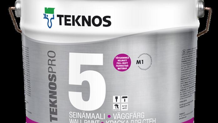 TENOSPRO 5 краска для стен и потолков | цена за литр, от