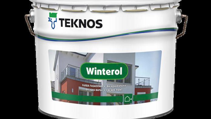 WINTEROL атмосферостойкая фасадная краска | цена за литр, от