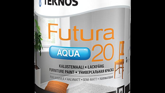 FUTURA AQUA 20 акрилатная краска | цена, от