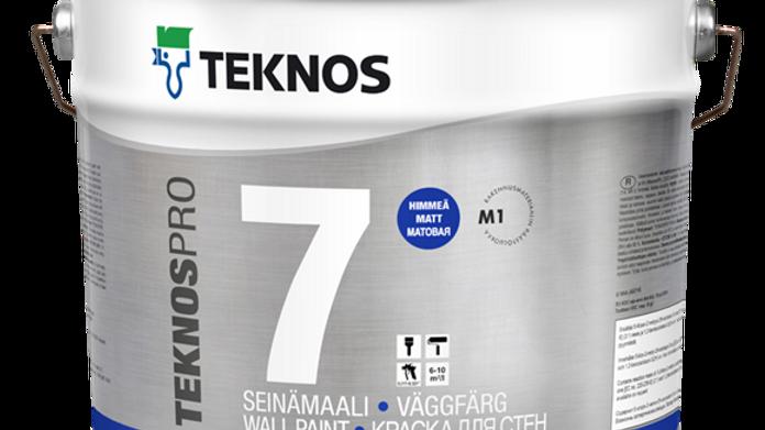 TENOSPRO 7 краска для стен и потолков | цена за литр, от