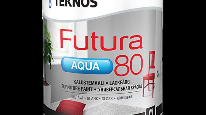 FUTURA AQUA 80 акрилатная краска | цена, от