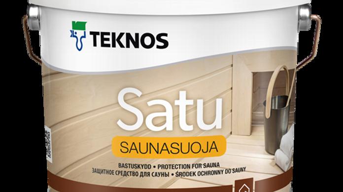 SATU SAUNASUOJA защитное средство для саун | цена за литр, от
