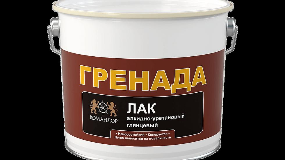 ГРЕНАДА уретано-алкидный лак | цена за литр, от