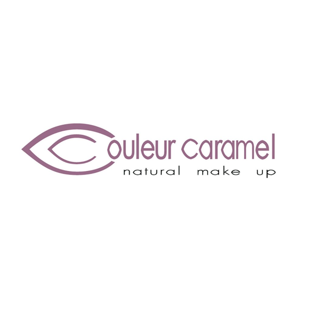 logo couleur caramel fond blanc